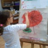 Klárka, 8 let, studie